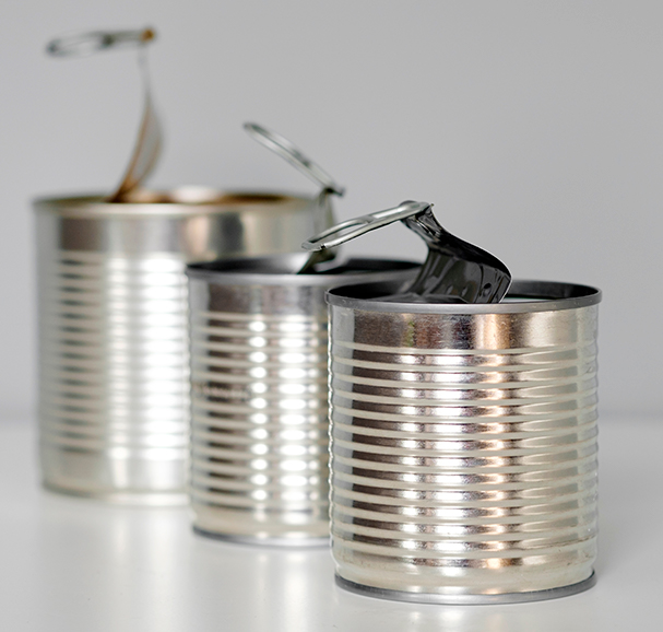 Tinned (Tinplate)