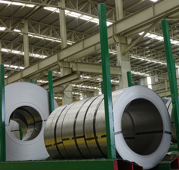 Structural Steel (hot rolled pickling)