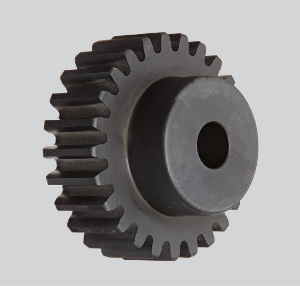 Continuous cast iron